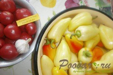 Перец в томатной заливке Шаг 1 (картинка)