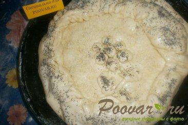 Пирог со сливами Шаг 11 (картинка)