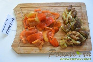 Овощи запеченные на гриле Шаг 7 (картинка)
