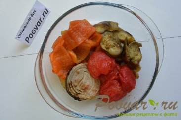 Овощи запеченные на гриле Шаг 8 (картинка)