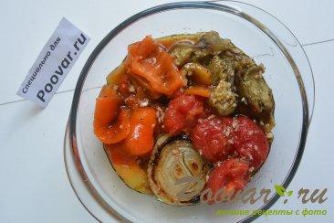 Овощи запеченные на гриле Шаг 9 (картинка)