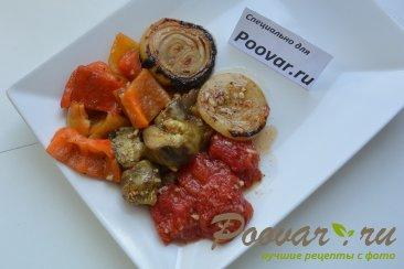 Овощи запеченные на гриле Шаг 10 (картинка)