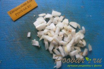 Тушёная капуста с томатом Шаг 3 (картинка)