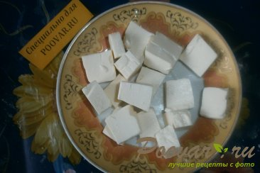 Конвертики из слоёного теста с сыром Шаг 2 (картинка)