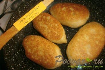 Жареные пирожки с капустой Шаг 9 (картинка)