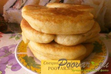 Жареные пирожки с капустой Шаг 11 (картинка)