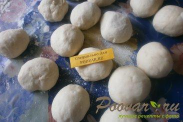 Пирожки со сливами в духовке Шаг 6 (картинка)