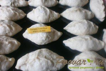 Пирожки со сливами в духовке Шаг 9 (картинка)