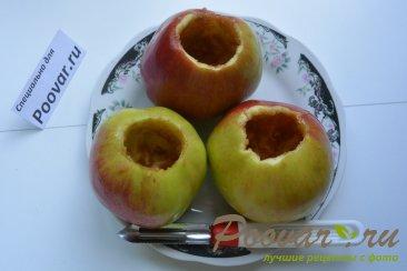 Яблоки печённые в микроволновке Шаг 2 (картинка)
