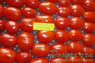 Вяленые помидоры в электросушилке Шаг 4 (картинка)