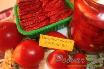 Вяленые помидоры в электросушилке Изображение