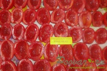 Вяленые помидоры в электросушилке Шаг 3 (картинка)