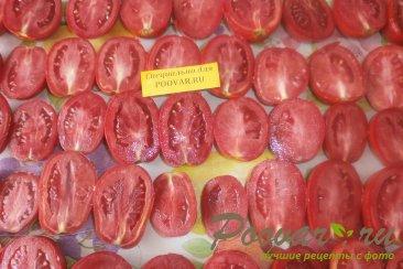Вяленые помидоры в электросушилке Шаг 2 (картинка)