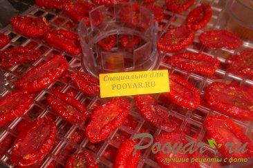 Вяленые помидоры в электросушилке Шаг 10 (картинка)