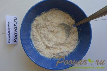 Овсяные оладьи с сыром Шаг 1 (картинка)