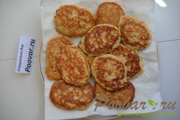 Овсяные оладьи с сыром Шаг 5 (картинка)