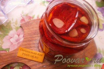 Бутерброды с вялеными помидорами Шаг 1 (картинка)