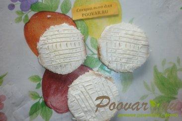 Бутерброды с вялеными помидорами Шаг 4 (картинка)