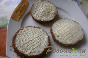 Бутерброды с вялеными помидорами Шаг 6 (картинка)