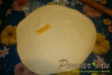 Пирог с яблоками из дрожжевого теста Шаг 5 (картинка)