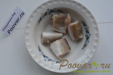 Суп с рыбой и картофелем Шаг 1 (картинка)