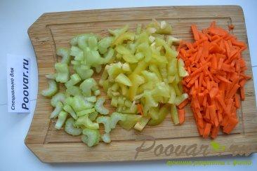 Суп с рыбой и картофелем Шаг 2 (картинка)