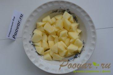 Суп с рыбой и картофелем Шаг 4 (картинка)