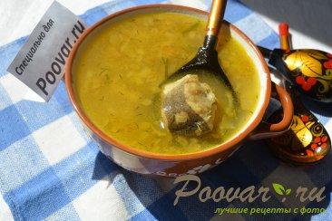 Суп с рыбой и картофелем Шаг 5 (картинка)