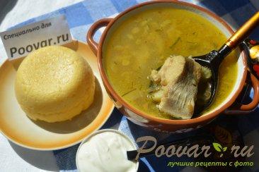 Суп с рыбой и картофелем Шаг 6 (картинка)