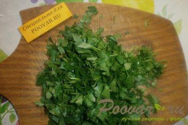 Салат из баклажанов на зиму Шаг 7 (картинка)