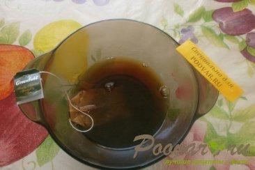 Творожной пирог с вяленой вишней и изюмом Шаг 1 (картинка)