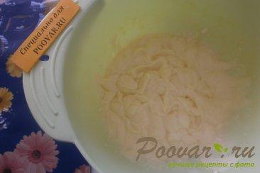 Творожной пирог с вяленой вишней и изюмом Шаг 11 (картинка)