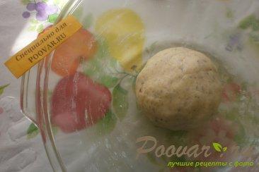 Творожной пирог с вяленой вишней и изюмом Шаг 8 (картинка)