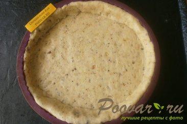 Творожной пирог с вяленой вишней и изюмом Шаг 13 (картинка)