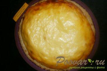Творожной пирог с вяленой вишней и изюмом Шаг 16 (картинка)