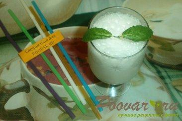 Домашний молочный коктейль Изображение