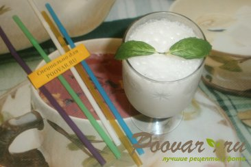 Домашний молочный коктейль Шаг 5 (картинка)