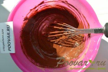 Торт-суфле с творогом и ягодой Шаг 5 (картинка)