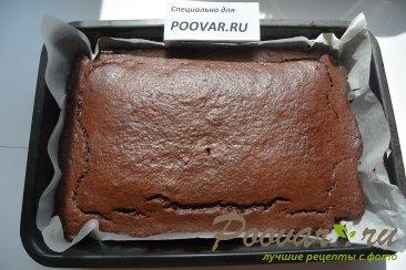 Торт-суфле с творогом и ягодой Шаг 7 (картинка)
