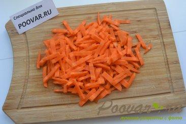 Индюшиные желудки с овощами Шаг 3 (картинка)
