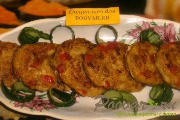 рецепты рыбные котлеты из лососевого фарша