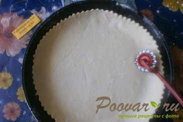 Пицца с маслинами и вялеными помидорами Шаг 5 (картинка)