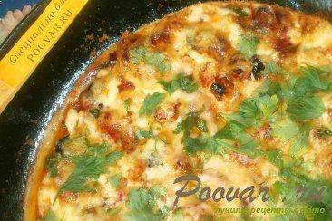 Пицца с маслинами и вялеными помидорами Шаг 16 (картинка)