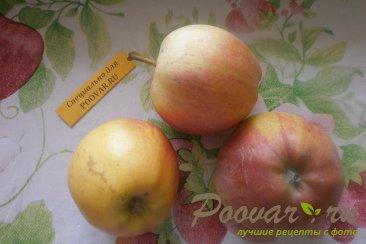 Cлойки с яблоками из дрожжевого теста Шаг 2 (картинка)