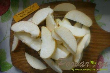 Cлойки с яблоками из дрожжевого теста Шаг 3 (картинка)