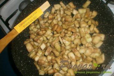 Салат из баклажанов и помидоров Шаг 8 (картинка)