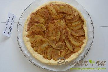 Яблочный пирог в микроволновке Шаг 10 (картинка)