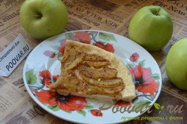 Яблочный пирог в микроволновке Шаг 11 (картинка)