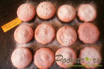 Кексы с вяленой вишней Шаг 9 (картинка)