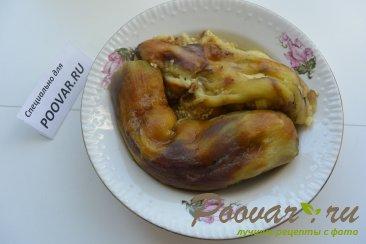 Острая баклажанная закуска Шаг 1 (картинка)